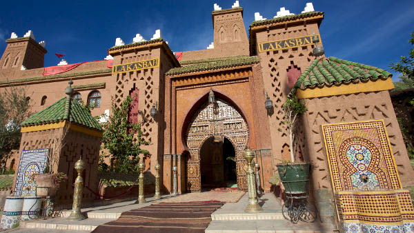 Cheap flights Barcelona - Marrakech